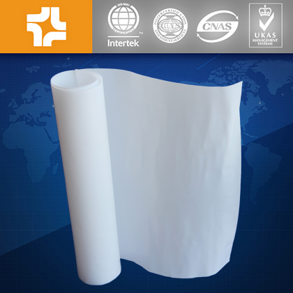 Thickness 0.15 - 8 mm PTFE teflon skived sheet in roll