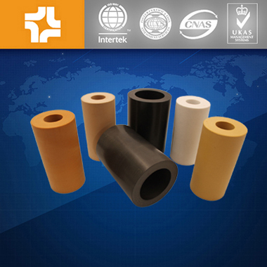 Glass fiber / broze or other materials Filled PTFE Tube