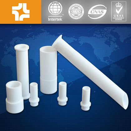 PTFE Machined Parts tubulose part