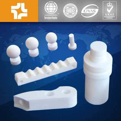 PTFE Machined Parts clubbed part