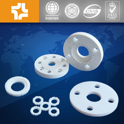 PTFE Machined Parts annular part for Sealing